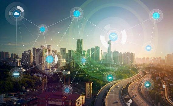 Quais dados os dispositivos IoT podem receber?