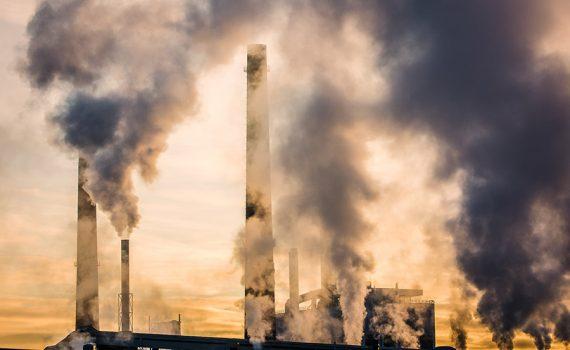 Os países que mais emitiram gases na última década