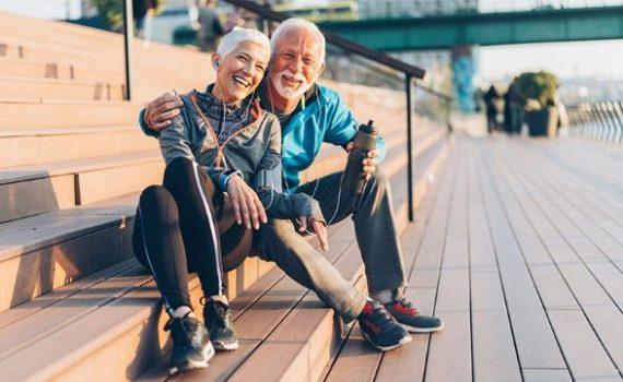 Anos de vida saudável, fator que adquire relevância