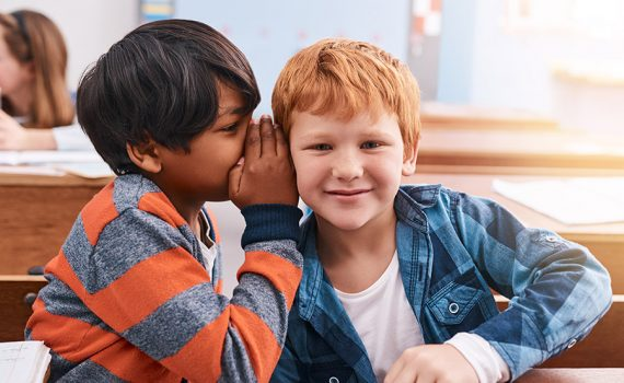Dinâmicas e jogos para melhorar a linguagem oral infantil