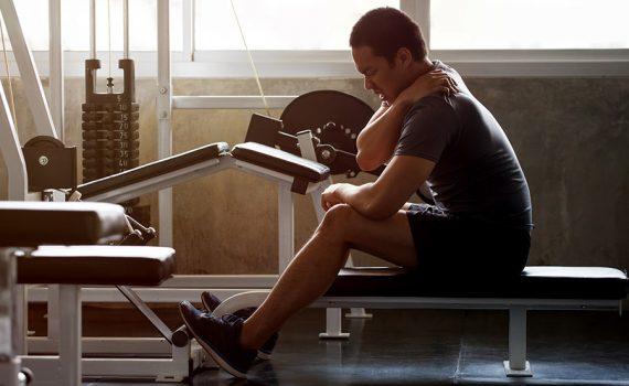 O que dizem as dores musculares durante o treino