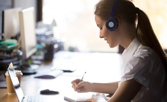 Curso de inglês on-line como negócio lucrativo