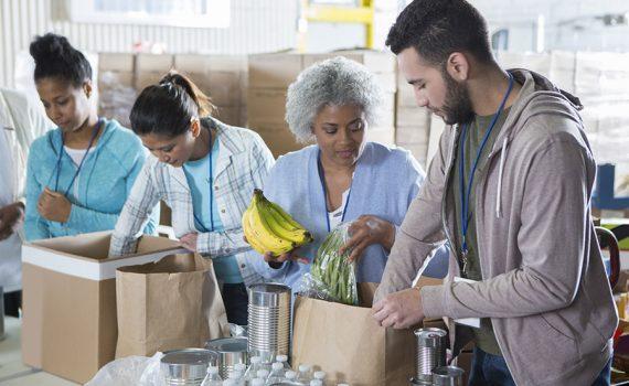 Debate: Desastres ambientais e a necessidade de ajuda alimentar