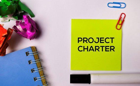 Qual o papel do Project Charter em um projeto?