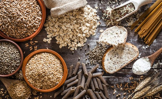 Alimentos que levam etiqueta integral podem conter pouca fibra