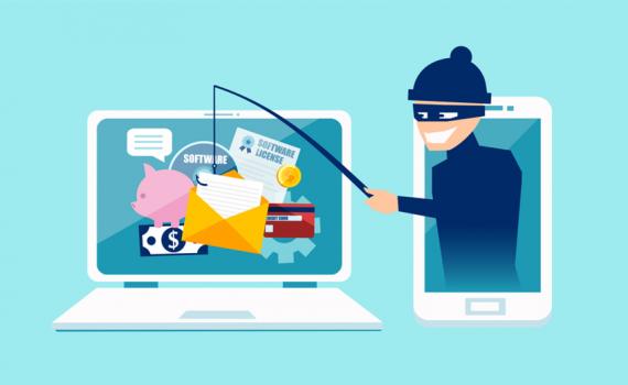 Como evitar fraudes na Internet durante a crise da saúde
