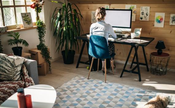Como evitar distrações no home office?