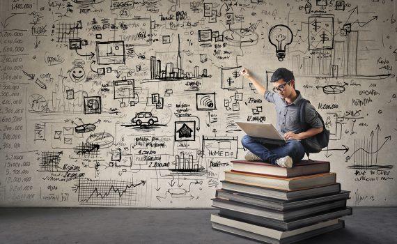 Driblando a educação de contingência com mapas visuais