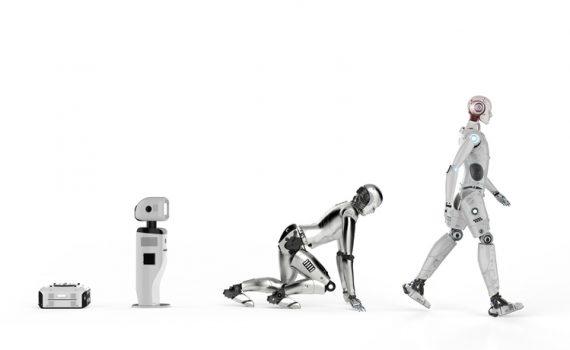 A ascensão de robôs médicosdurantea pandemia