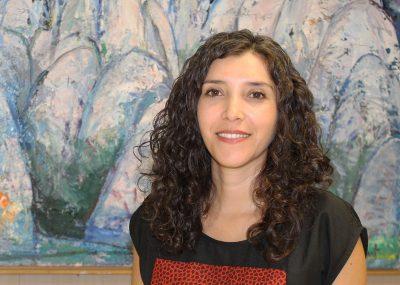 Dra. Laura Pérez, Diretora Acadêmica do Mestrado Internacional em Psicologia Clínica e da Saúde e do Doutorado em Psicologia
