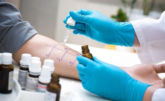 Evitar reações anafiláticas com uma pílula