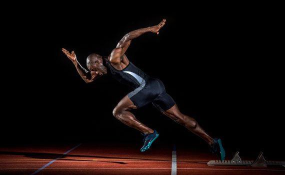 Atletas olímpicos, mensageiros da saúde