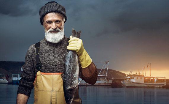 Cuidar dos oceanos, necessidade ambiental e alimentar