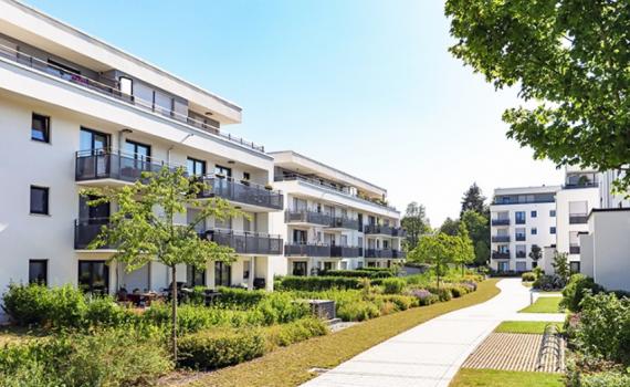 Projeto de residências para idosos
