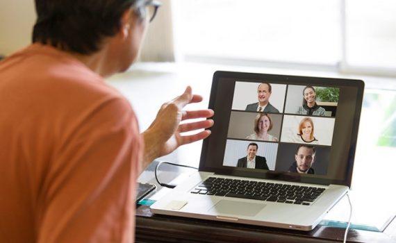 Conselhos para organizar reuniões virtuais