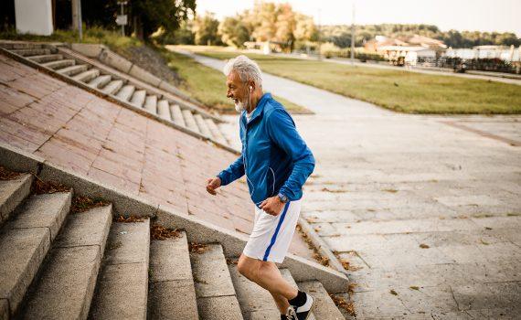 O risco de morte e a prática de atividade física