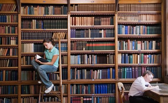 O valor das bibliotecas no âmbito cultural