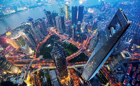 Projeto sustentável em Xangai, China