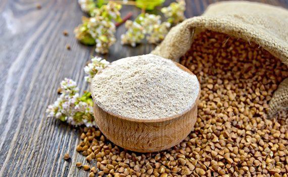 Incorporando o trigo sarraceno na dieta