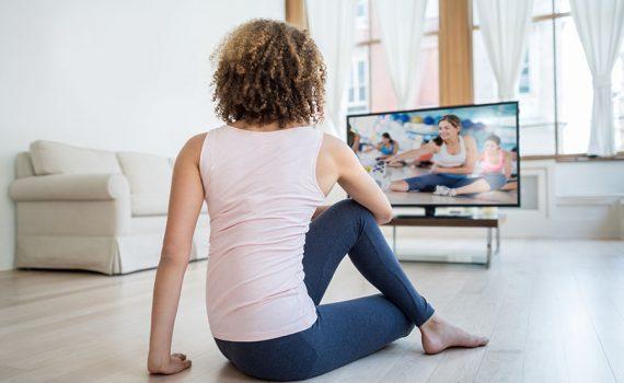 Os riscos de seguir rotinas de exercícios físicos nas redes sociais