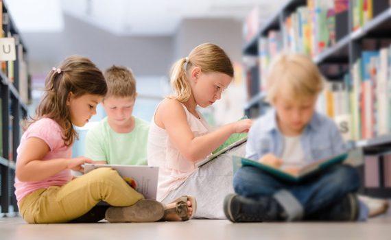 Para desenvolver o gosto pela leitura