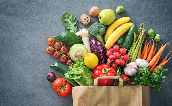 2021, ano das frutas e verduras
