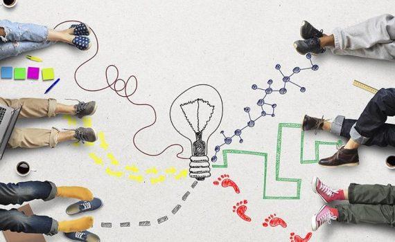 Passos para a criação de uma start-up