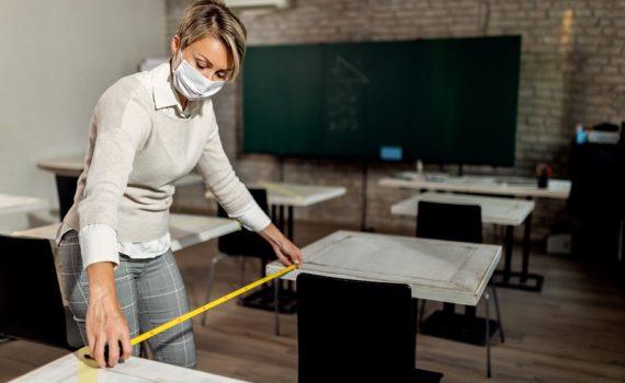 O algoritmo que controla a capacidade nas salas de aula