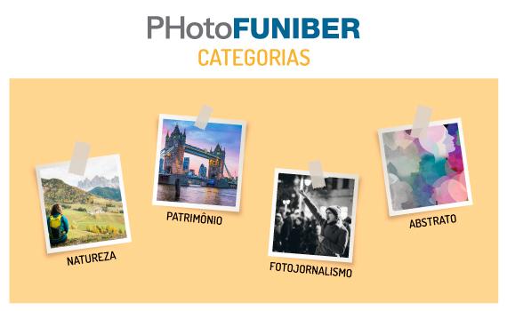 Conheça as categorias da 3ª edição do Concurso Internacional de Fotografia PHotoFUNIBER'21
