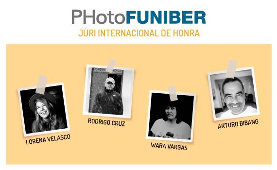 Apresentamos o Jurado do concurso PHotoFUNIBER'21