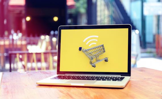 A pegada ecológica do comércio eletrônico