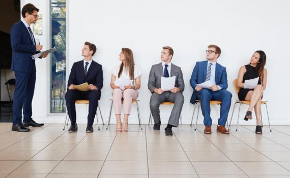 Métodos atípicos na avaliação de candidatos