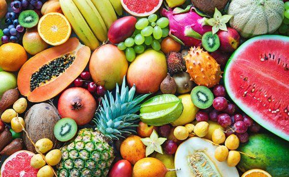 Mil maneiras de comer frutas
