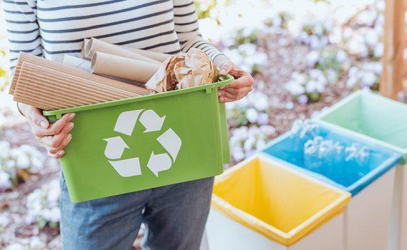 Reciclagem e seu papel na educação