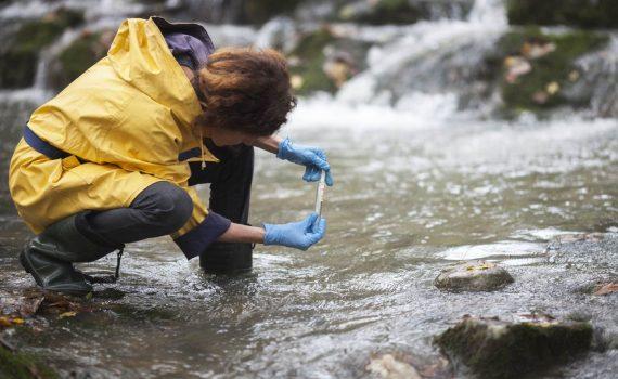 Água do mar pode produzir água potável rapidamente