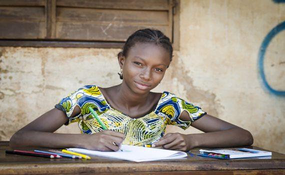 Desafio da educação no Mali