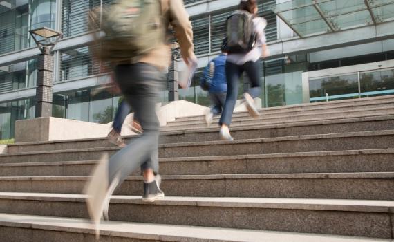 O futuro do campus físico