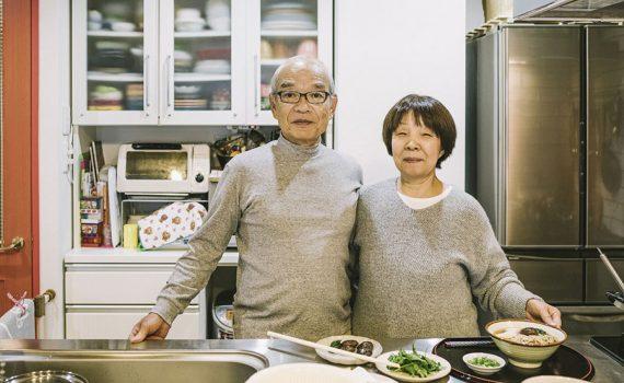 Alimentação no Japão e a longevidade