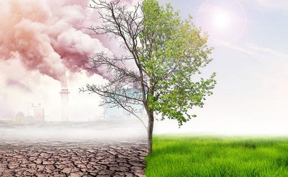 Relação entre desastres naturais em todo o mundo