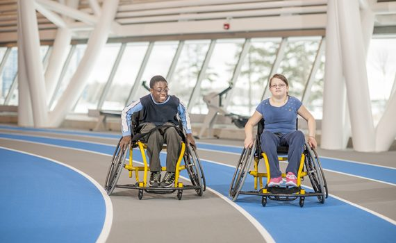 Barreiras enfrentadas no esporte por pessoas com deficiência