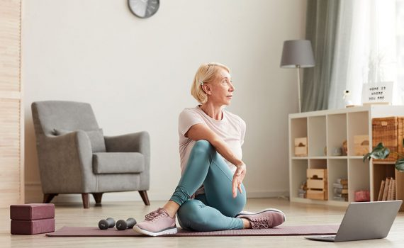Opiniões FUNIBER: Como combater a perda de massa muscular