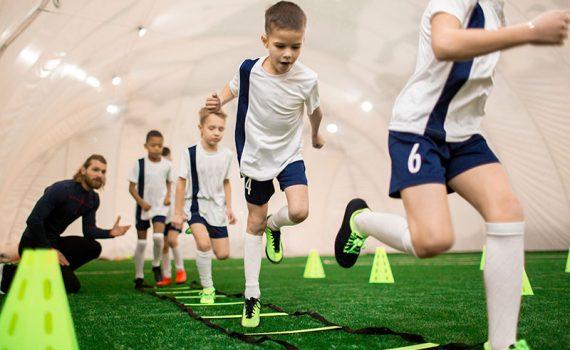 O treinamento HIIT melhora a saúde das crianças