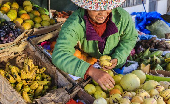 Os benefícios das culturas tradicionais para a nossa saúde e o meio ambiente