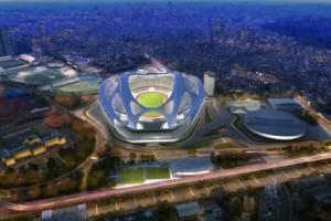 Arquitectos japoneses protestan contra la construcción del megaproyecto del estadio olímpico en Tokio