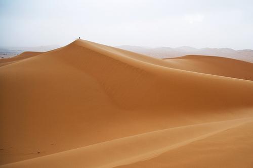 funiber agua en el desierto