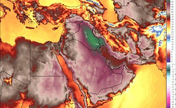 Ola de calor alcanza los 73ºC en Irán