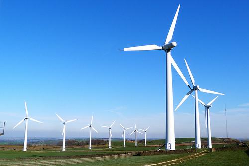 Dinamarca logra el primer lugar mundial por uso de energía eólica en el 2015