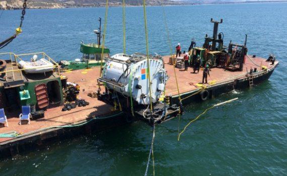 Microsoft planea construir centro de datos bajo el mar para reducir consumo de energía