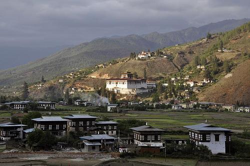 Ciudadanos del Reino de Bután plantan 108 mil árboles