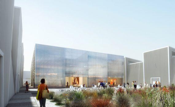 Oficina de arquitectura OMA desarrolla proyecto en Dubai